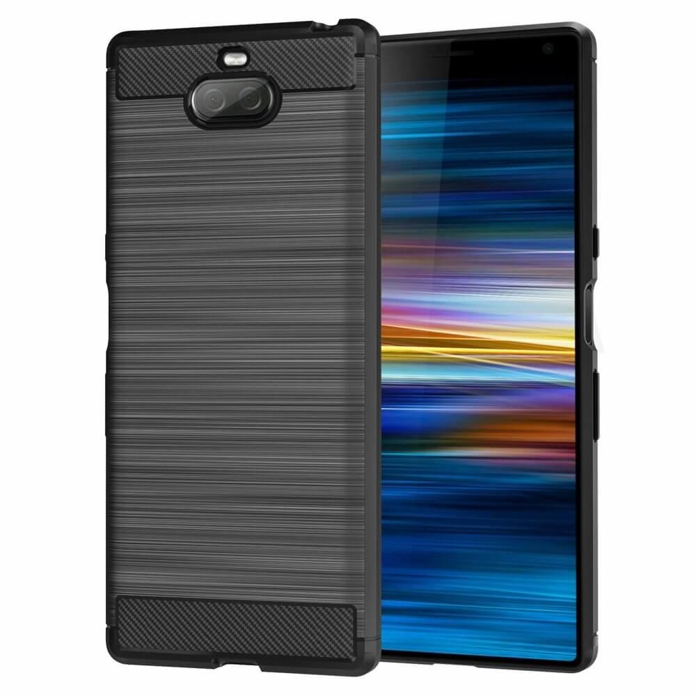 FORCELL FLEXI TPU Obal Sony Xperia 10 černý