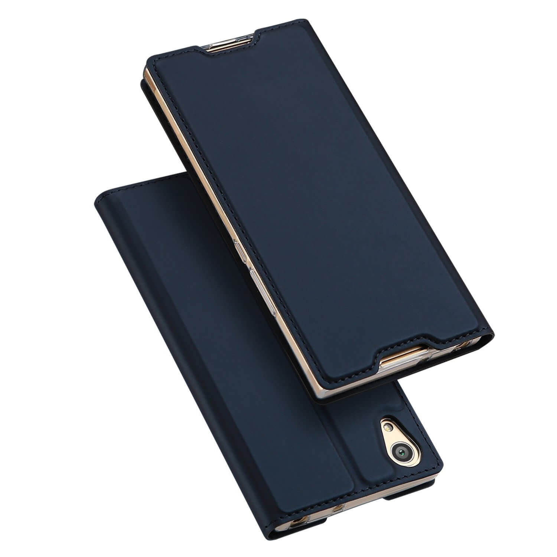 DUX Knížkové pouzdro Sony Xperia L1 modré