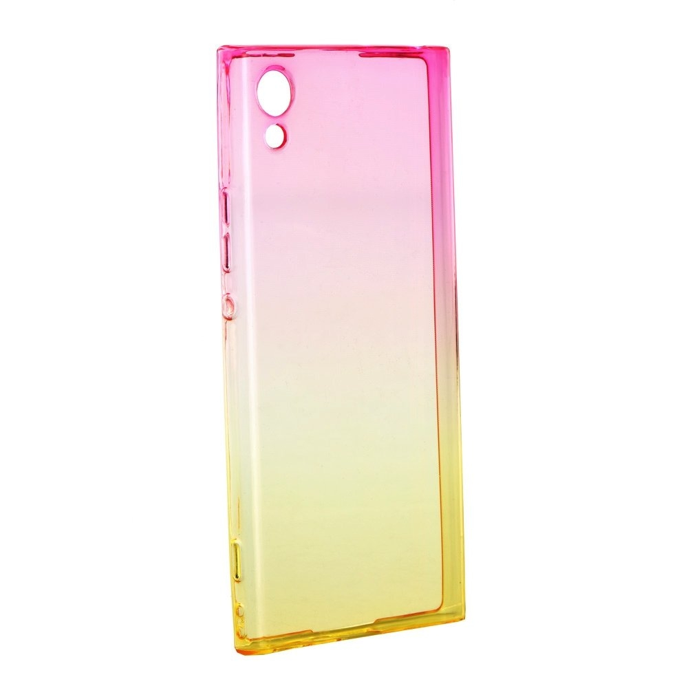 FORCELL OMBRE obal Sony Xperia XA1 růžový