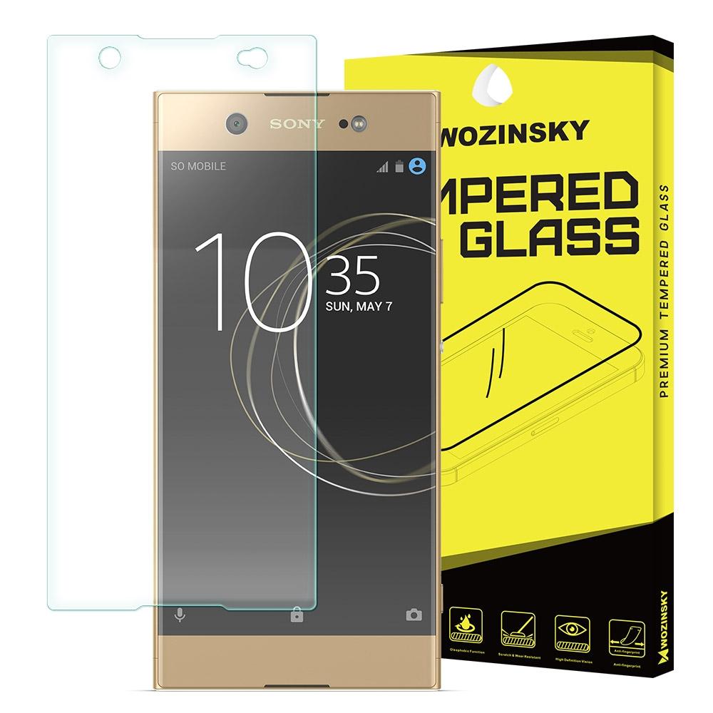 FORCELL Tvrzené ochranné sklo Sony Xperia XA1 Ultra