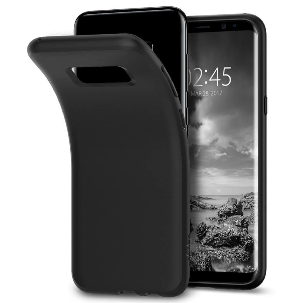 SPIGEN LIQUID CRYSTAL Samsung Galaxy S8 Matte Black