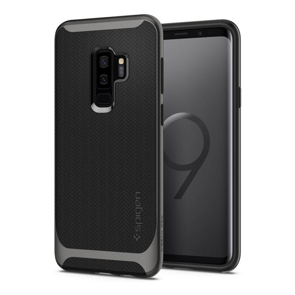 SPIGEN NEO HYBRID Samsung Galaxy S9 Plus šedý (Gunmetal)