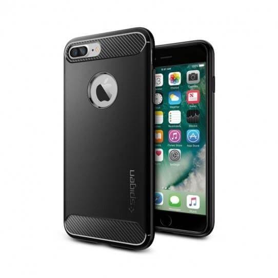 SPIGEN RUGGED ARMOR Apple iPhone 7 Plus / iPhone 8 Plus čierny