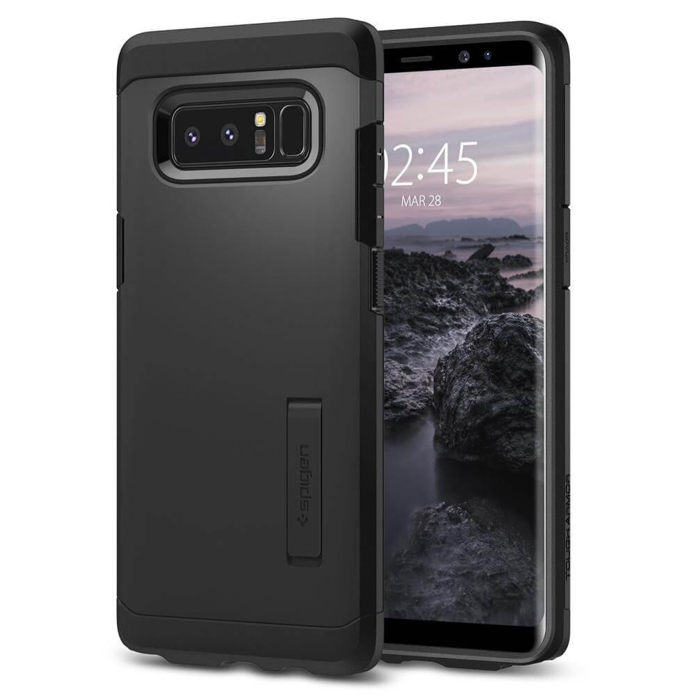SPIGEN TOUGH ARMOR Samsung Galaxy Note 8 čierny