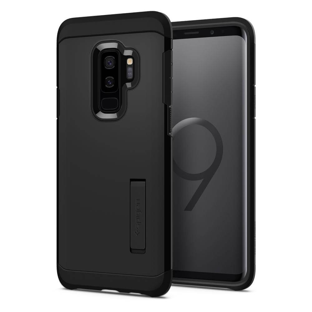 SPIGEN TOUGH ARMOR Samsung Galaxy S9 Plus Black