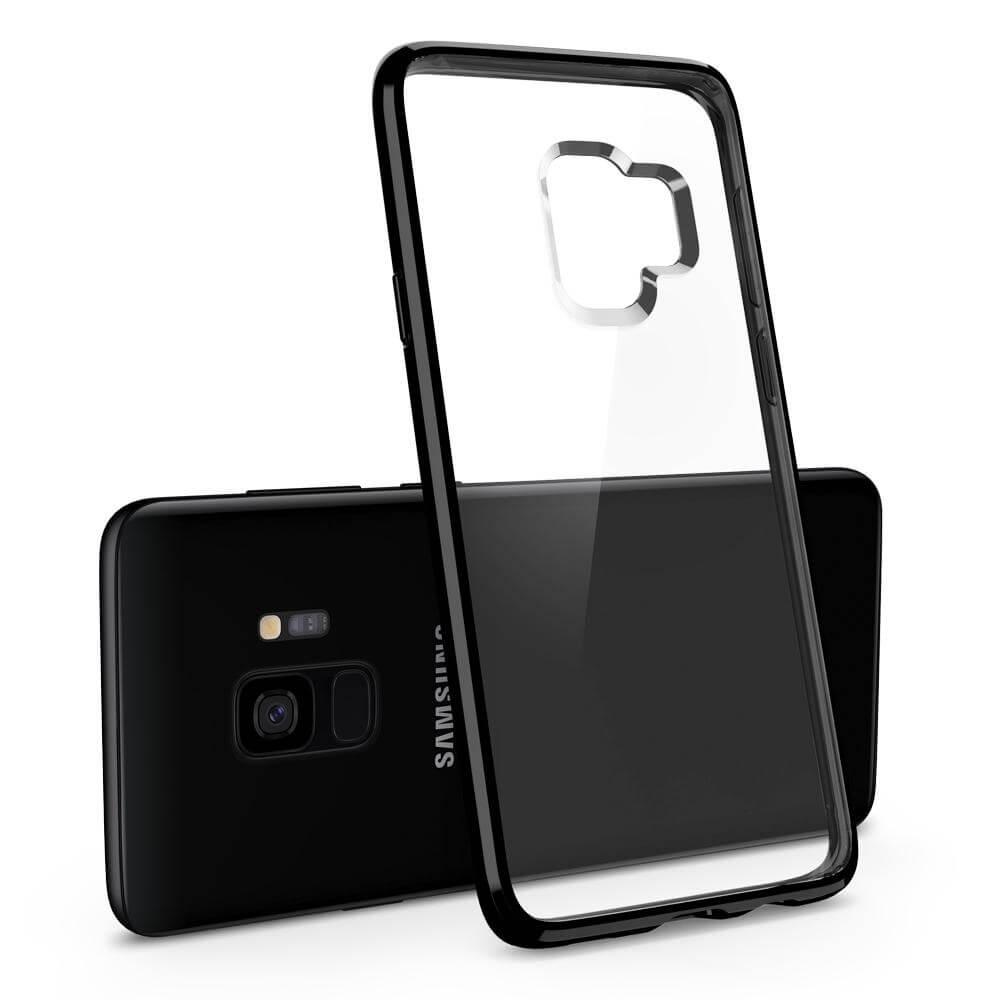 SPIGEN ULTRA HYBRID Samsung Galaxy S9 matte black