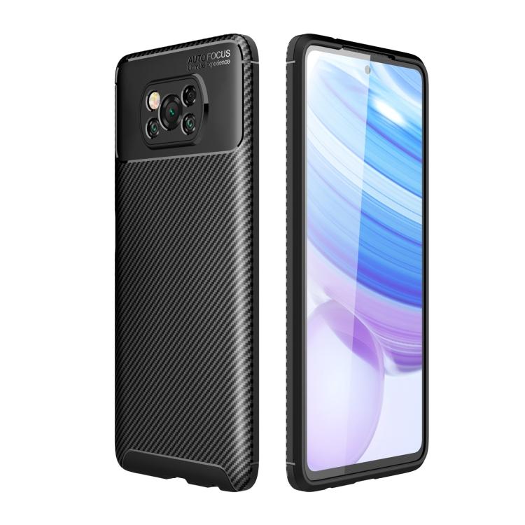 FORCELL BEETLE TPU obal Xiaomi Poco X3 NFC černý