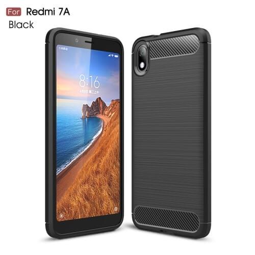 FORCELL FLEXI TPU Obal Xiaomi Redmi 7A černý