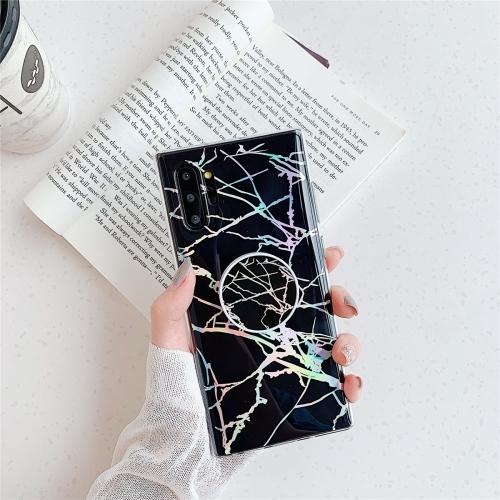 FORCELL HOLD Ochranný kryt Samsung Galaxy Note 10+ černý