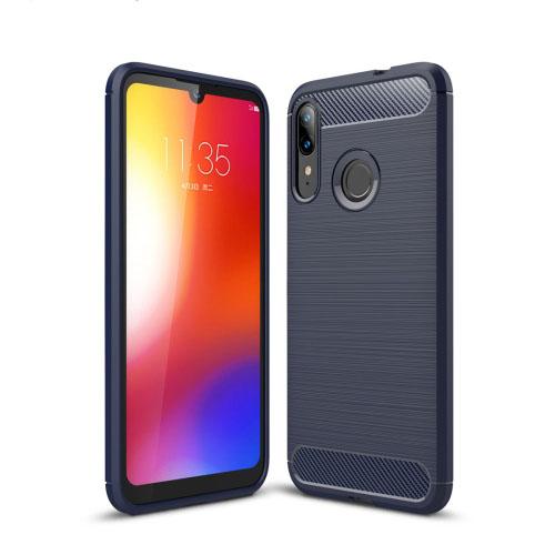 FORCELL FLEXI TPU Obal Motorola Moto E6 Plus Pro modrý
