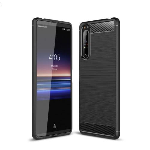FORCELL FLEXI TPU Obal Sony Xperia 1 II černý