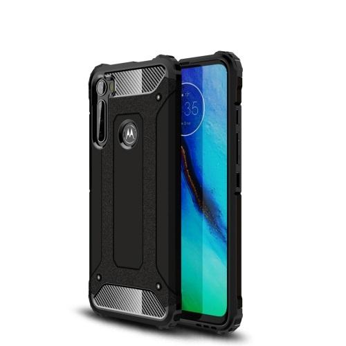 FORCELL TOUGH Ochranný kryt Motorola One Fusion + černý