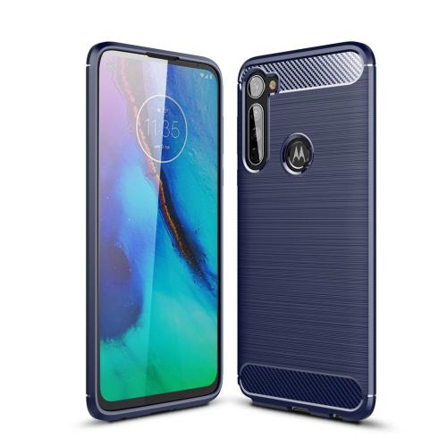 FORCELL FLEXI TPU Kryt Motorola Moto G Stylus modrý