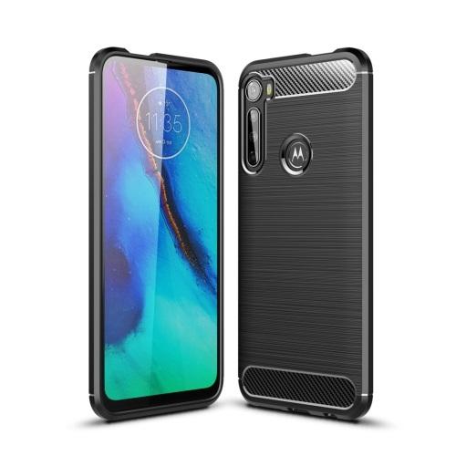 FORCELL FLEXI TPU Kryt Motorola One Fusion + černý