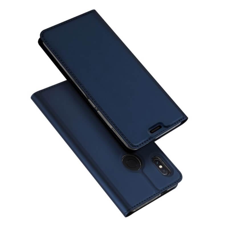 DUX flipové pouzdro Xiaomi Redmi Note 5 modré