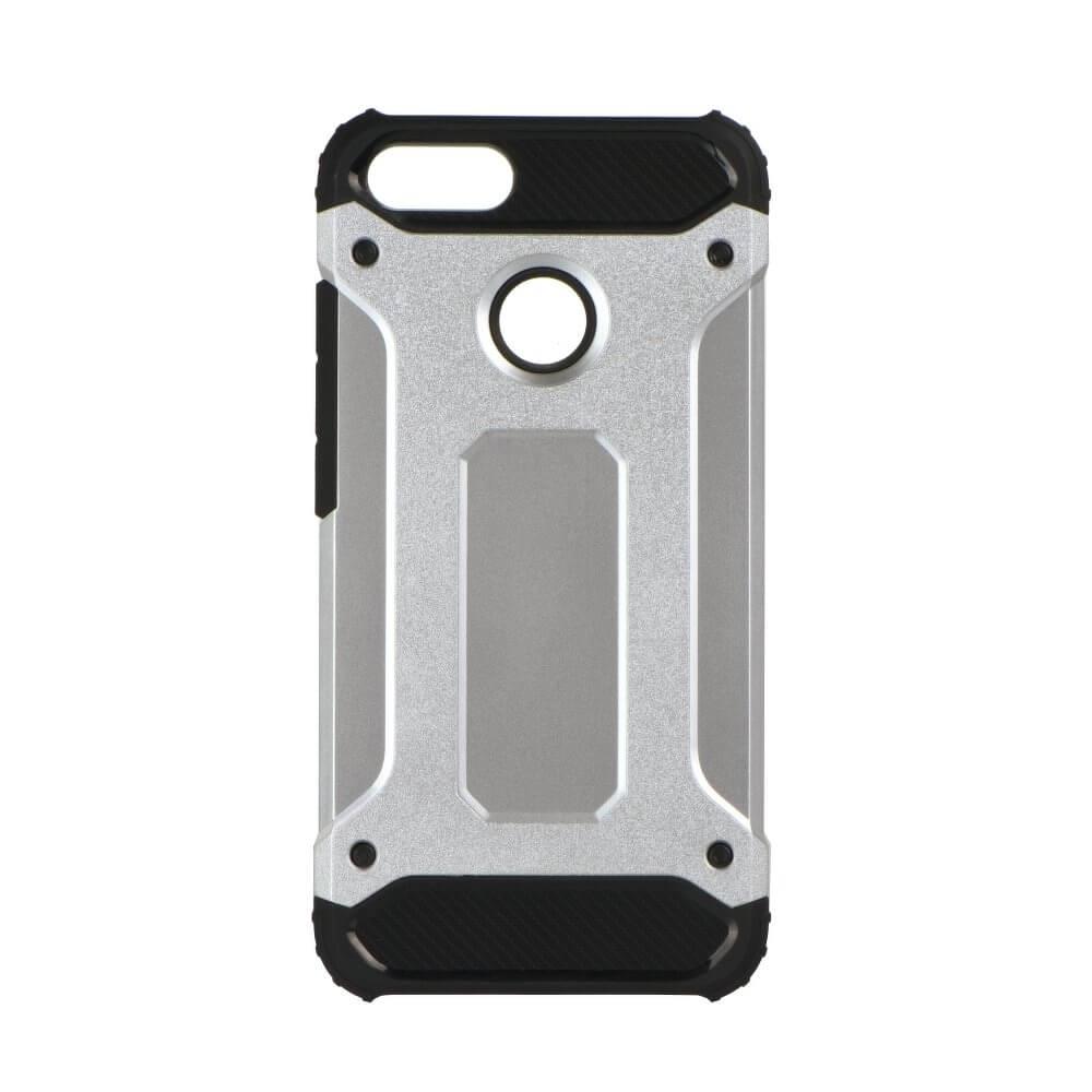 FORCELL TOUGH Ochranný obal Xiaomi Redmi Note 5A stříbrný