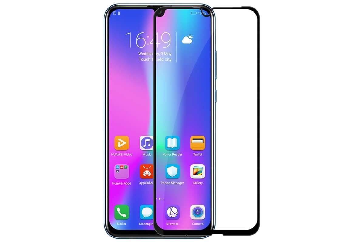 FORCELL 3D Tvrzené sklo Huawei P Smart 2019 černé