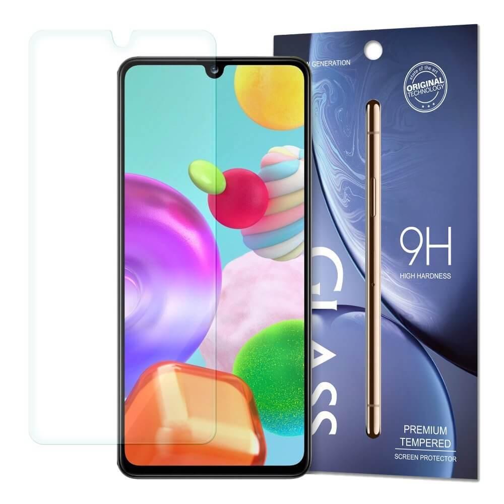 FORCELL Ochranné tvrdené sklo Samsung Galaxy A41