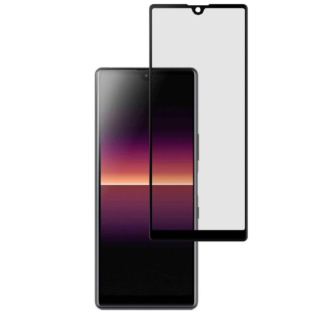 FORCELL 3D Tvrzené sklo Sony Xperia L4 černé