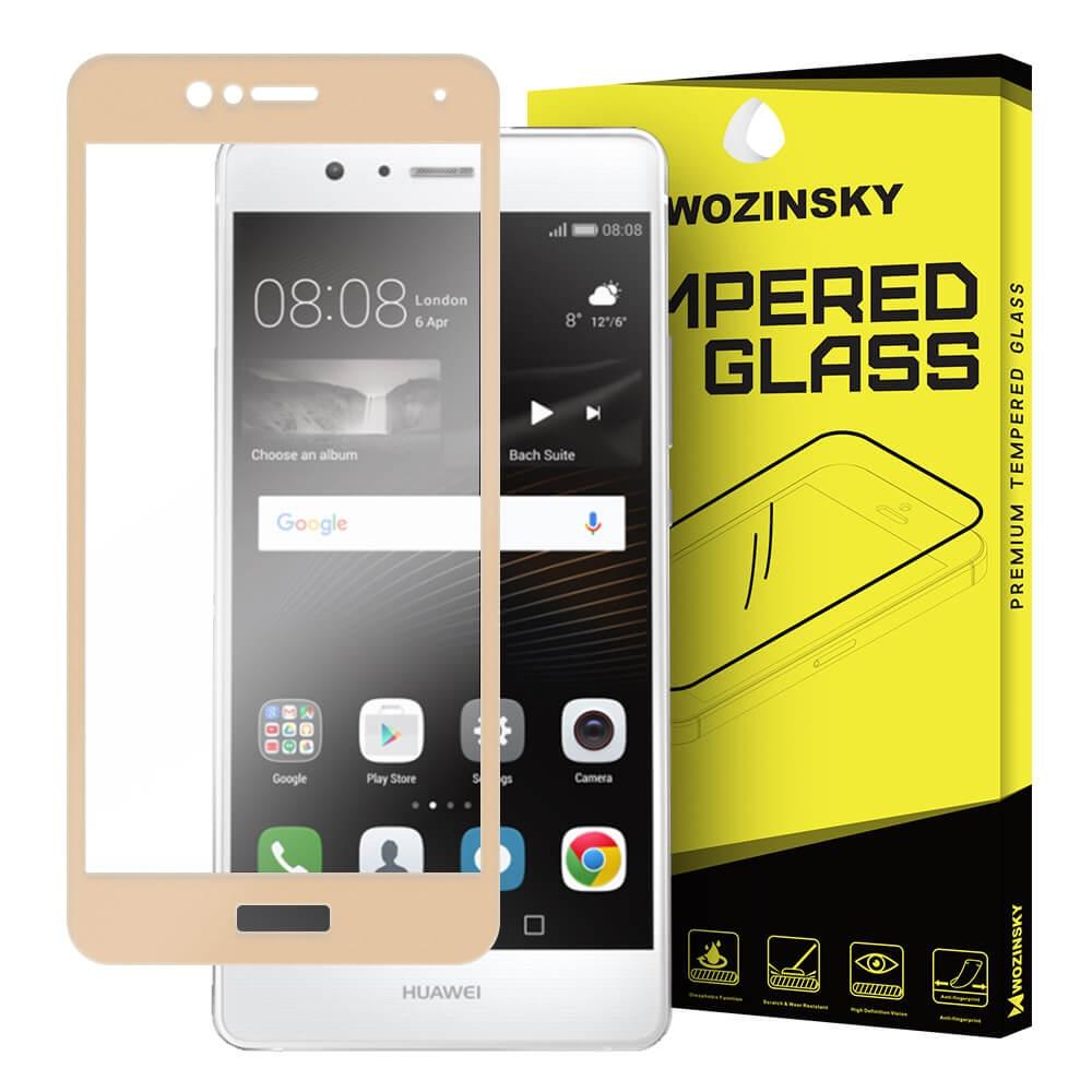 FORCELL Tvrzené (temperované) sklo Huawei P9 Lite zlaté