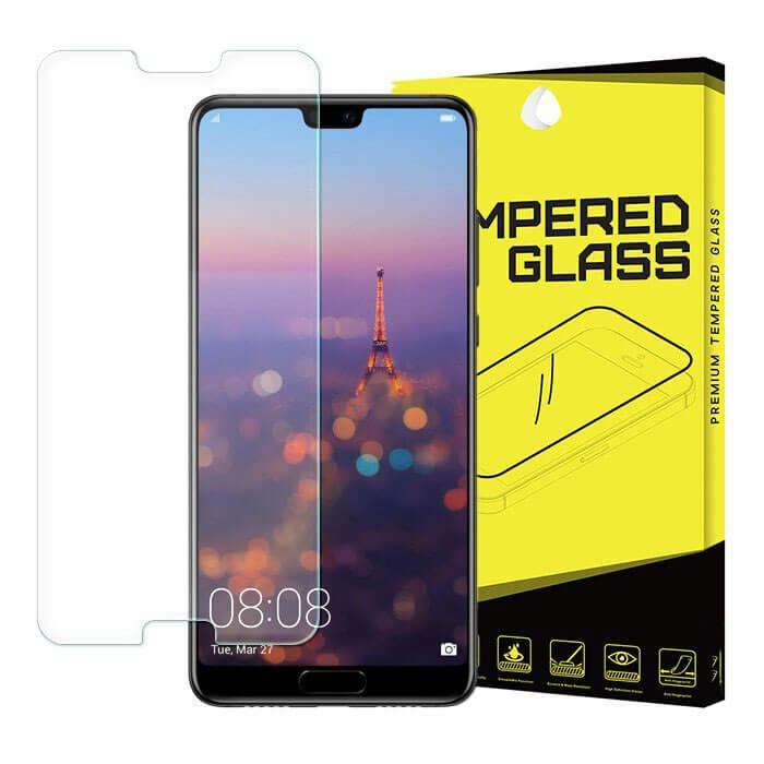 FORCELL Ochranné tvrzené sklo Huawei P20 Pro