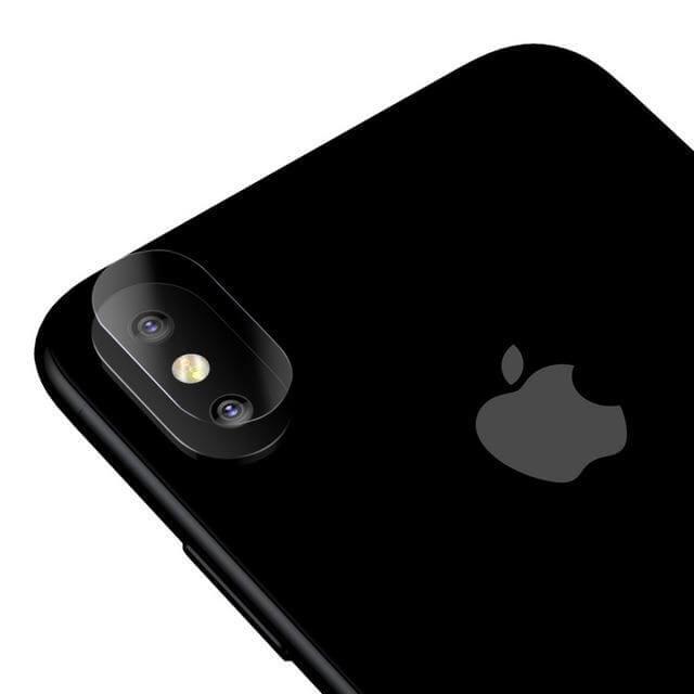 FORCELL Tvrzené sklo pro fotoaparát Apple iPhone X / XS - 3ks