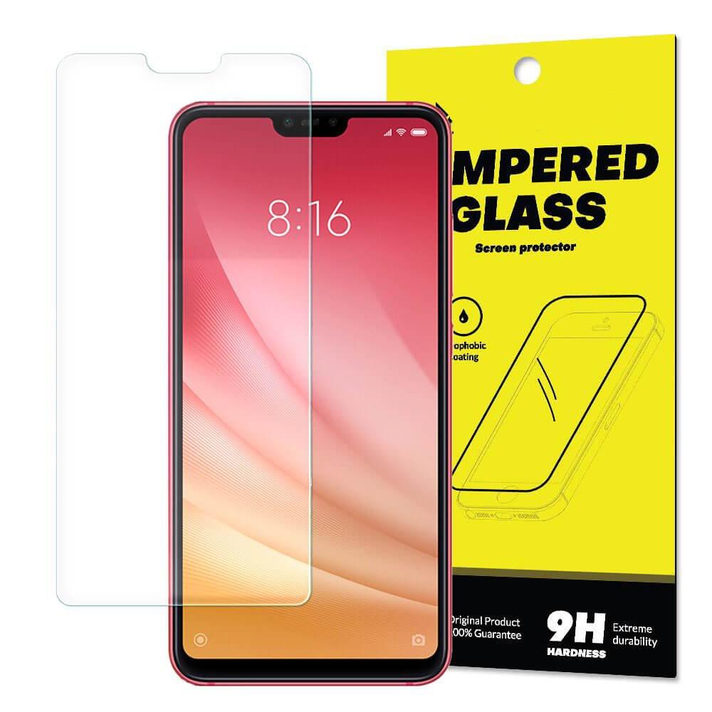 FORCELL Tvrzené (temperované) sklo Xiaomi Mi 8 Lite