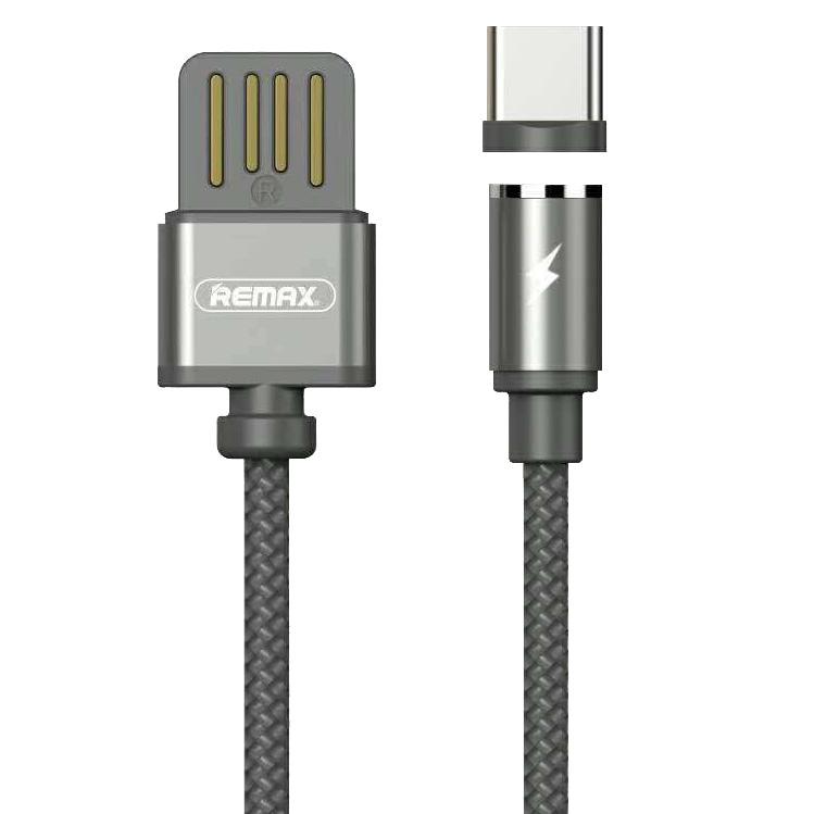 REMAX GRAVITY Magnetický dátový kábel USB Type-C RC-095a