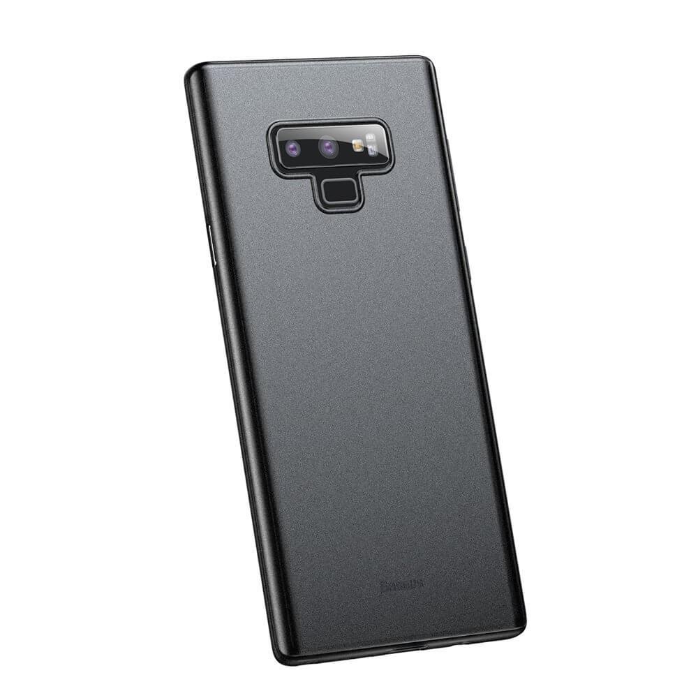 BASEUS WING Ochranný kryt Samsung Galaxy Note 9 čierny