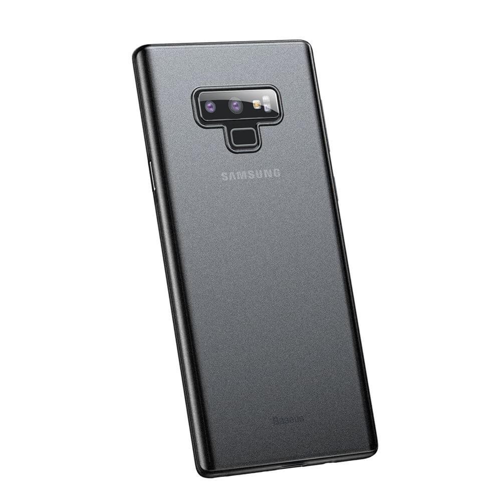 BASEUS WING Ochranný kryt Samsung Galaxy Note 9 šedý