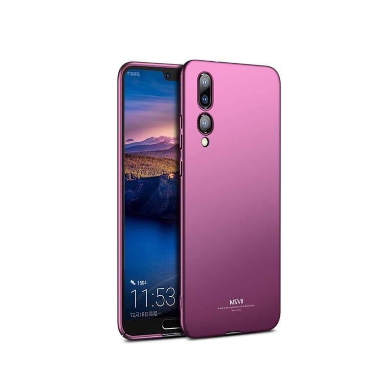 FORCELL MSVII Ultratenký kryt Huawei P20 Pro fialový