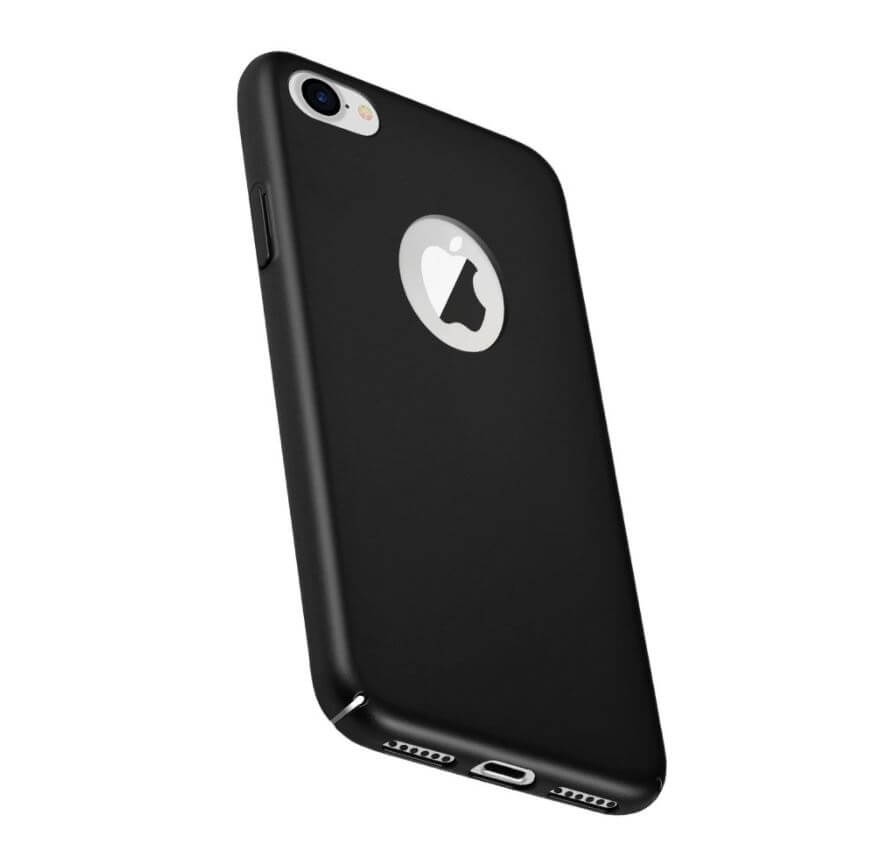 X-FITTED METAL obal Apple iPhone 7   iPhone 8 čierny 2208395c53f