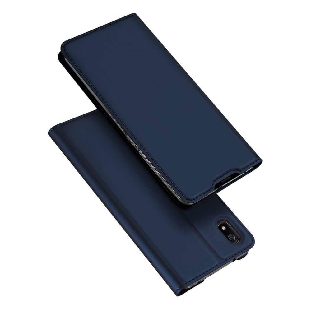 DUX Peňaženkový obal Xiaomi Redmi 7A modrý