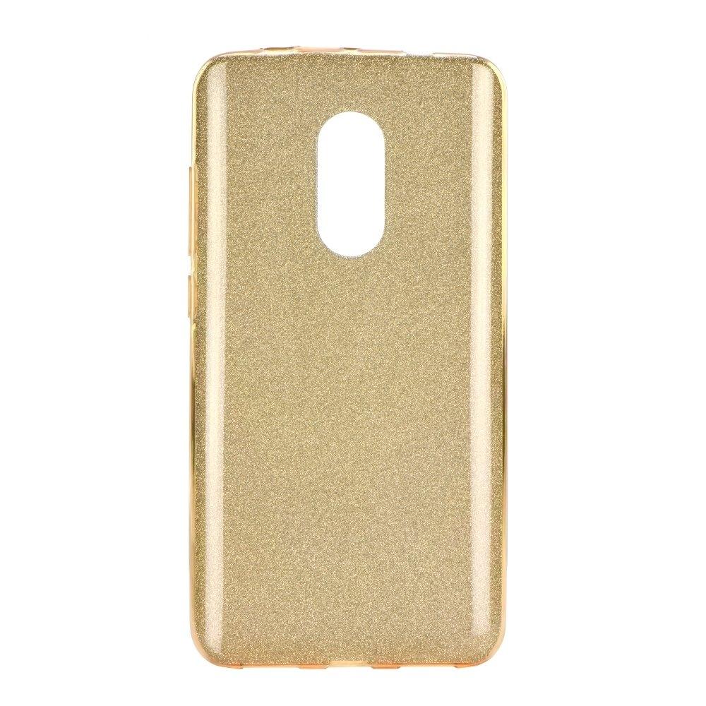 FORCELL SHINING Xiaomi Redmi Note 4 / Note 4X zlatý