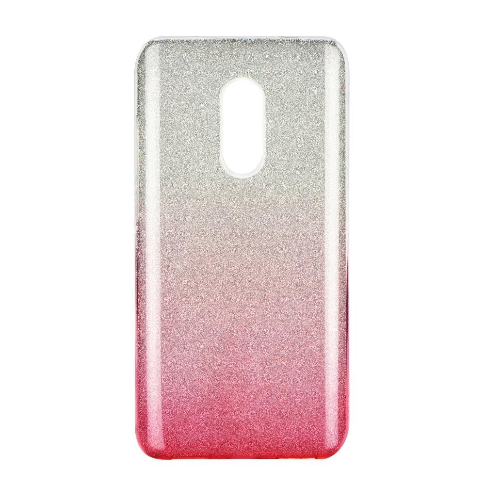 FORCELL SHINING Xiaomi Redmi Note 4 / Note 4X růžovo-stříbrný