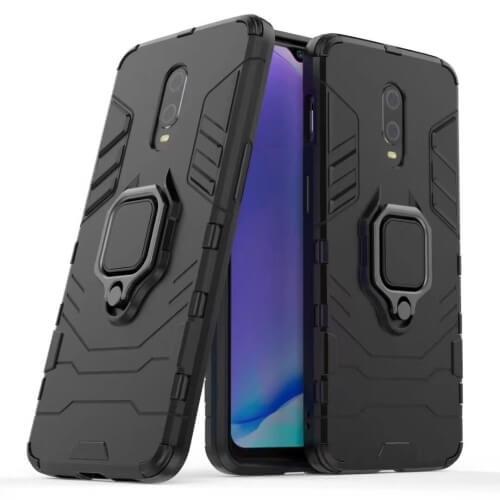 FORCELL STRONG Ochranný obal OnePlus 7 černý