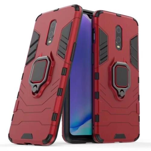 FORCELL STRONG Ochranný obal OnePlus 7 červený