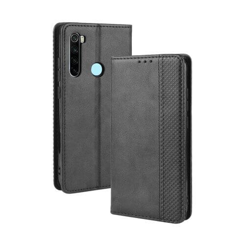 FORCELL BUSINESS Peňaženkový obal Xiaomi Redmi Note 8T černý