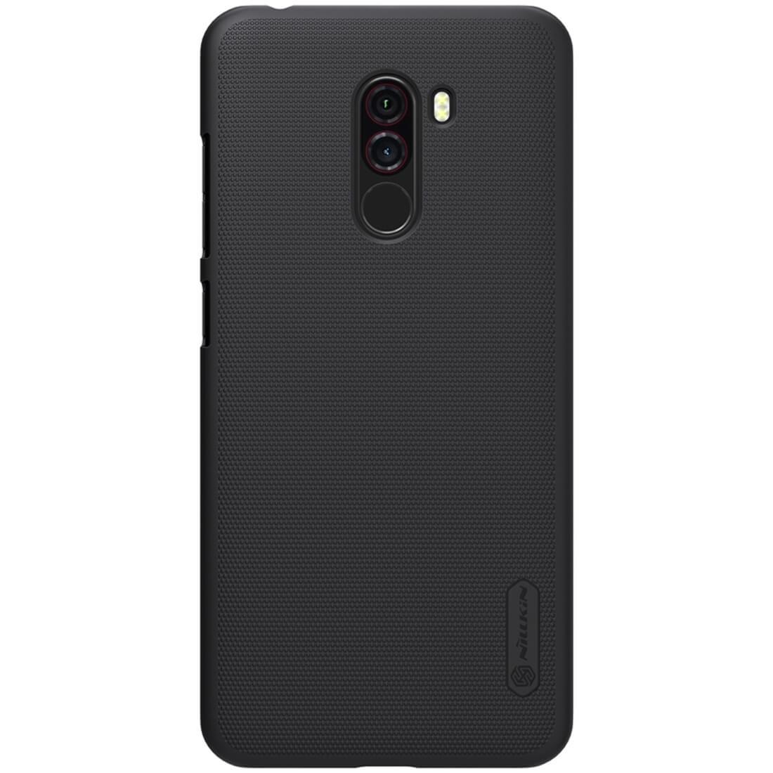 NILLKIN FROSTED obal Xiaomi Pocophone F1 černý