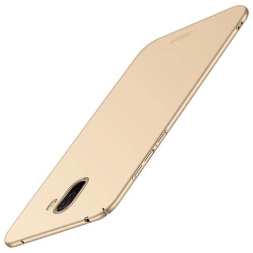 MOFI Ultratenký obal Xiaomi Pocophone F1 zlatý