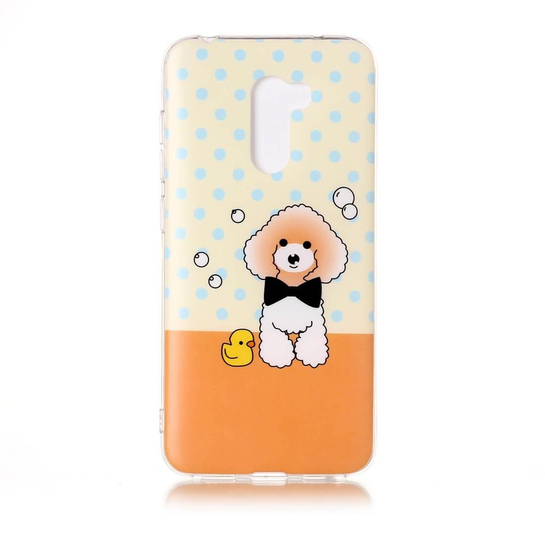 FORCELL ART TPU ochranný obal Xiaomi Pocophone F1 DOG