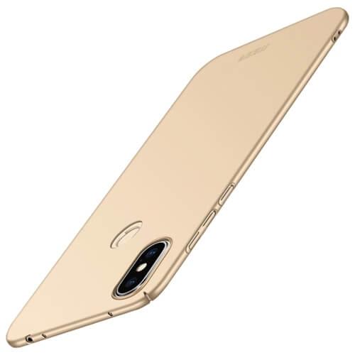 MOFI Ultratenký obal Xiaomi Redmi Note 6 Pro zlatý