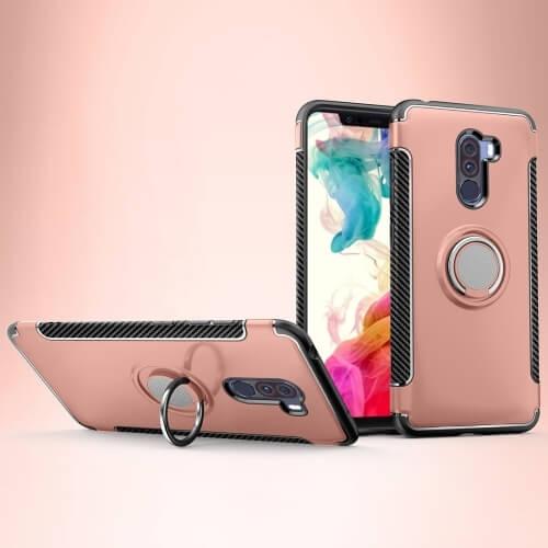 FORCELL HOLD Ochranný kryt Xiaomi Pocophone F1 růžový
