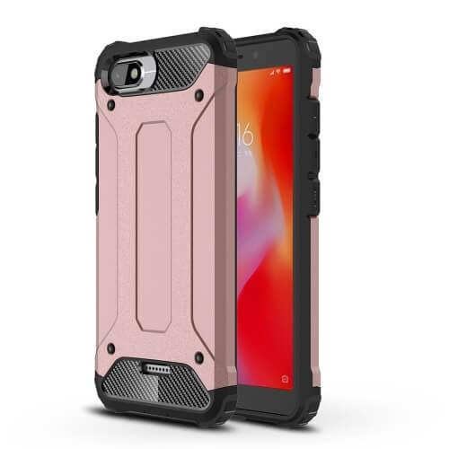FORCELL TOUGH Ochranný kryt Xiaomi Redmi 6A růžový