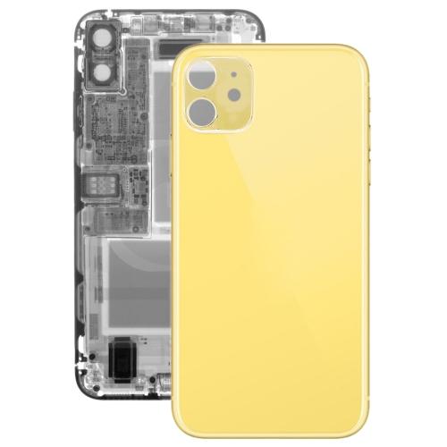 FORCELL Zadní kryt (kryt baterie) Apple iPhone 11 žlutý