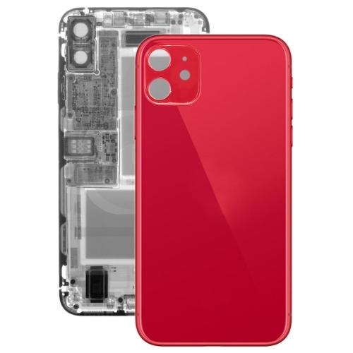 FORCELL Zadní kryt (kryt baterie) Apple iPhone 11 červený