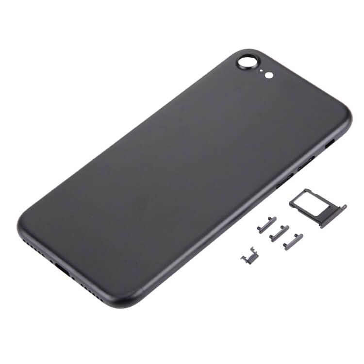 UNBRANDED Apple iPhone 7 zadní kryt + malé části černý