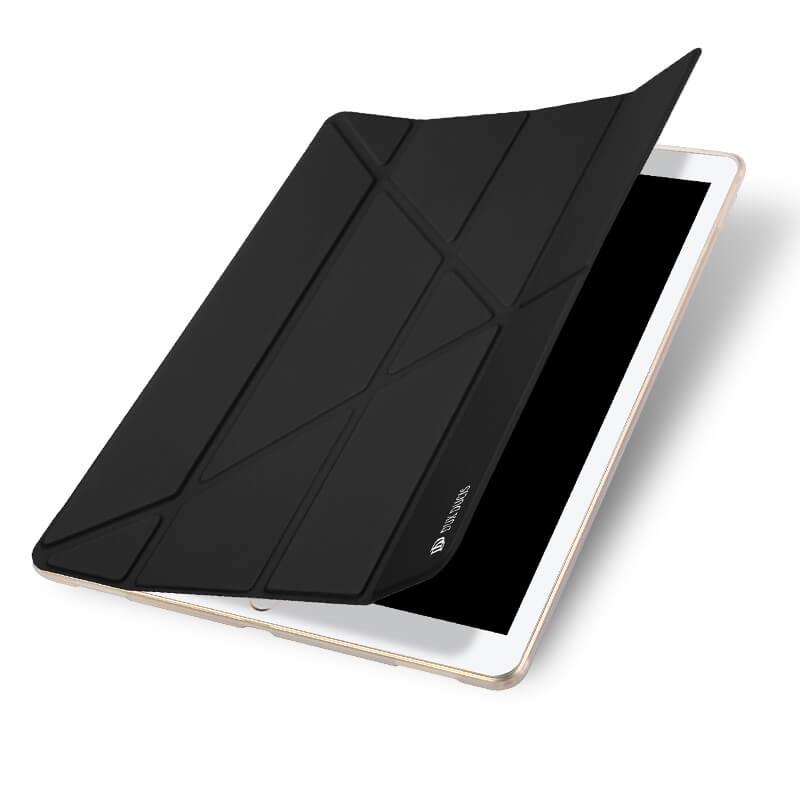 DUX Zaklapací obal Apple iPad Pro 12.9 (2017) šedý